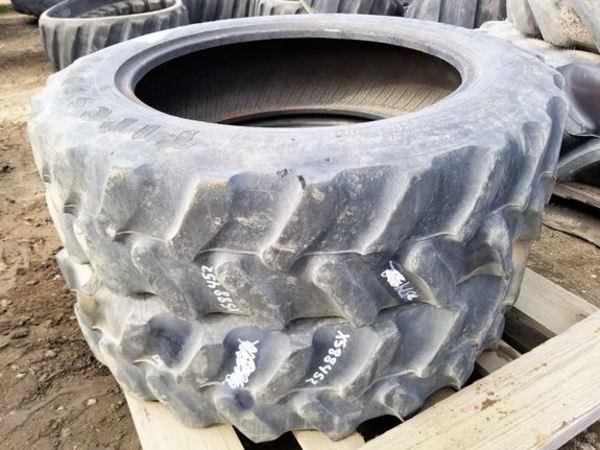 2013 Firestone 9.5-24 Wheels / Tires / Track