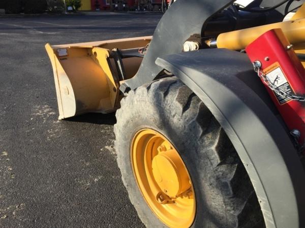 2013 Deere 244J Wheel Loader