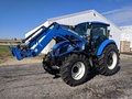 2013 New Holland T4.115 100-174 HP