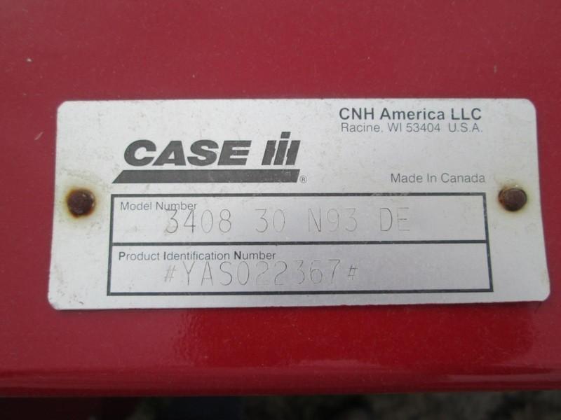 2010 Case IH 3408 Corn Head