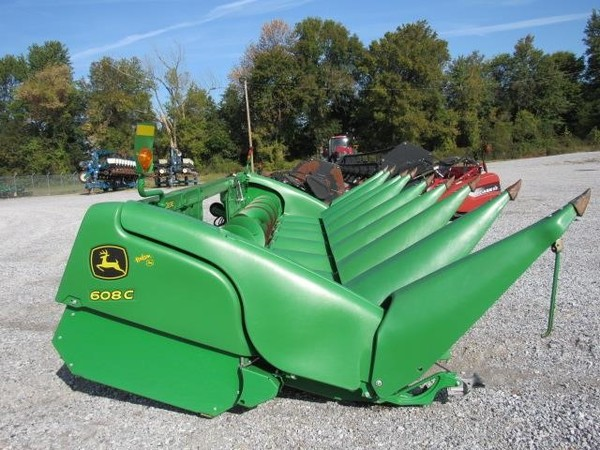 2014 John Deere 608C Corn Head