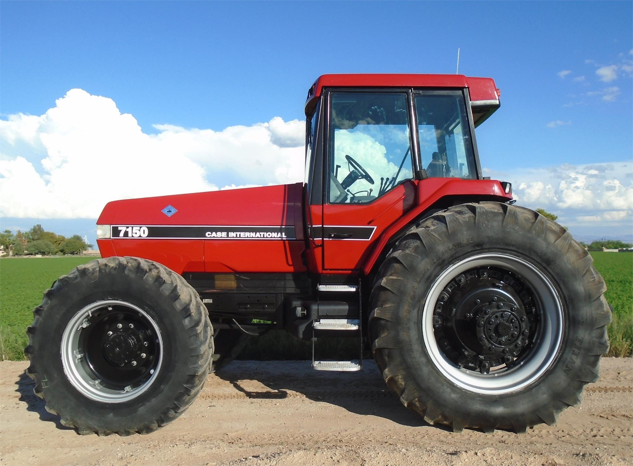 1993 Case IH 7150 Tractor
