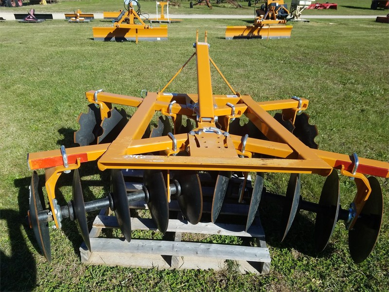 Used Woods DHS80 Disks for Sale | Machinery Pete