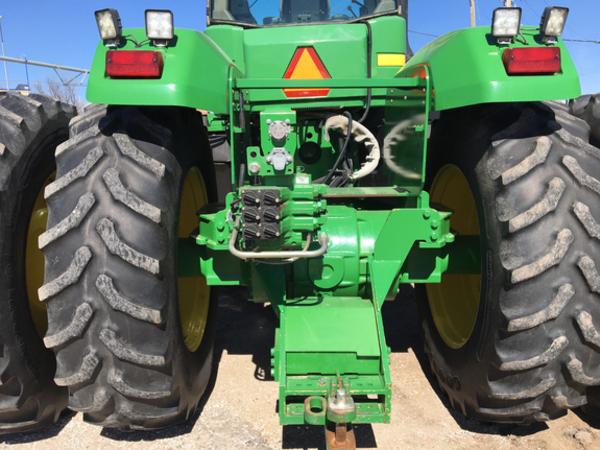 1997 John Deere 9100 Tractor