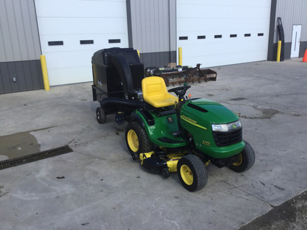 John Deere L120 Lawn And Garden For Sale Machinery Pete. 2005 John Deere L120 Lawn And Garden. John Deere. John Deere G100 Plow Parts Diagram At Scoala.co