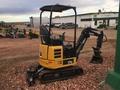 2017 John Deere 17G Excavators and Mini Excavator