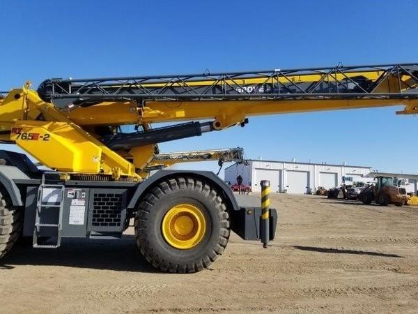 2017 Grove RT765E-2 Crane