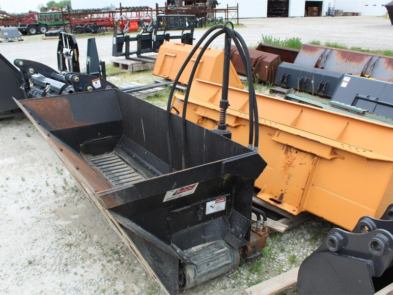 2010 Mensch M1000 Loader and Skid Steer Attachment