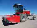 2017 Massey Ferguson WR9870 Self-Propelled Windrowers and Swather