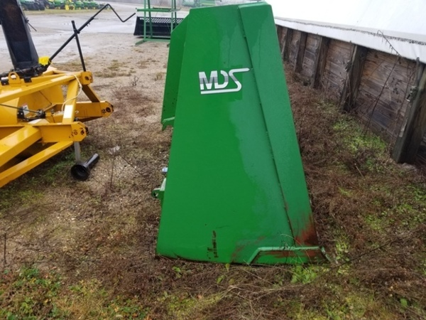 2015 MDS 12520G-80-400 Loader and Skid Steer Attachment