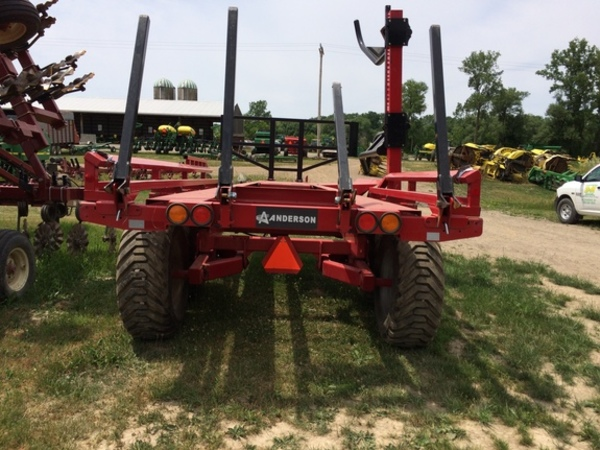 2014 Anderson Trb1000 Bale Wagons And Trailer Alexander