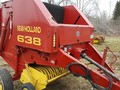 1998 New Holland 638 Round Baler