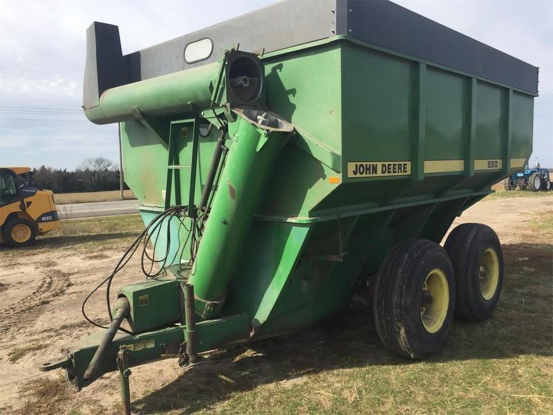 John Deere 650 >> John Deere 650 Grain Cart Norfolk Nebraska Machinery Pete