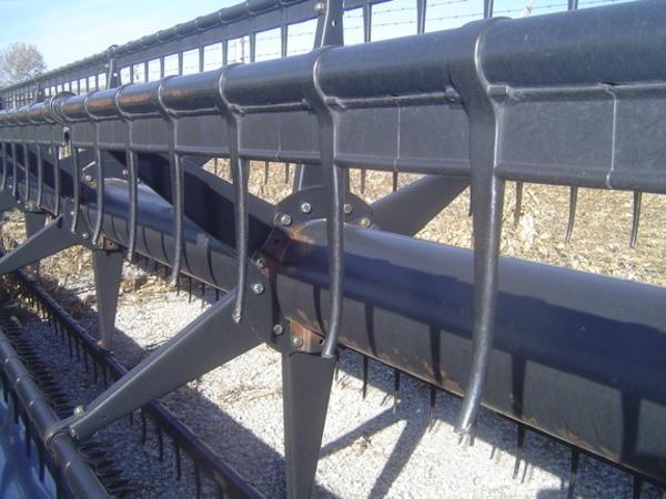 2000 John Deere 930F Platform