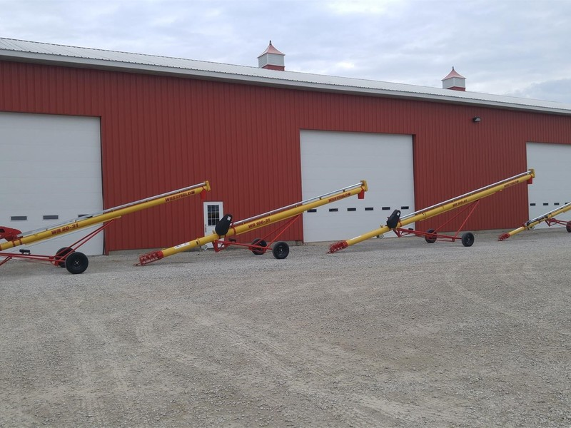 2018 Westfield WR80x36 Augers and Conveyor