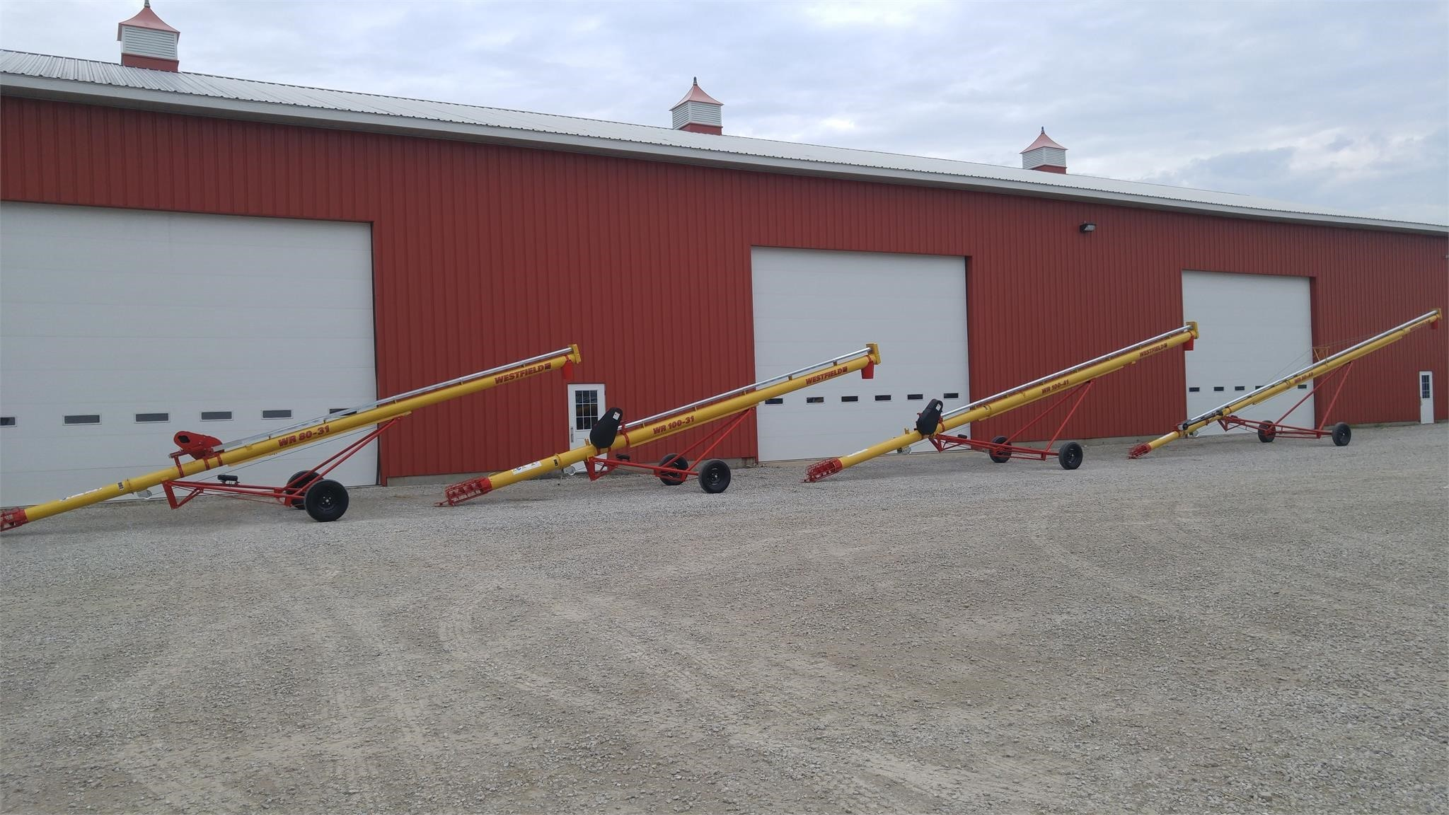 2020 Westfield WR80x36 Augers and Conveyor