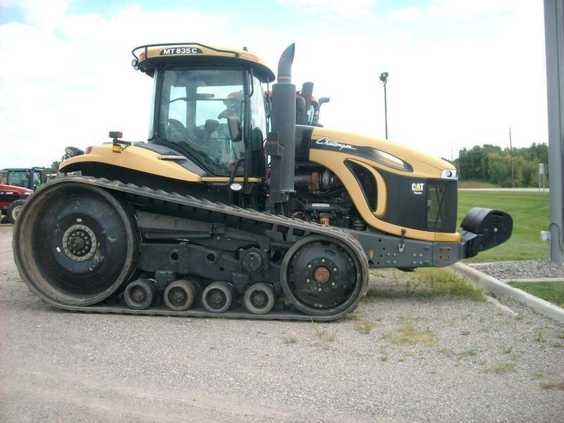 2009 Challenger MT835C Tractor