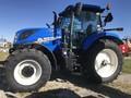 2017 New Holland T7.190 SIDEWINDER II Tractor