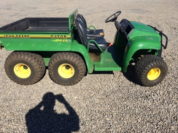 John Deere Gator 6x4 ATVs and Utility Vehicles for Sale | Machinery Pete