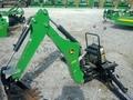 2014 John Deere 260 Backhoe and Excavator Attachment