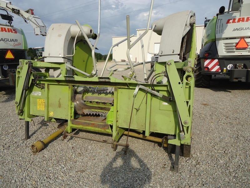 2005 Claas RU600 XTRA Forage Harvester Head