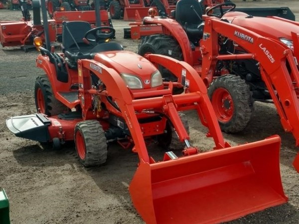 Used Kubota BX2360 Tractors for Sale   Machinery Pete