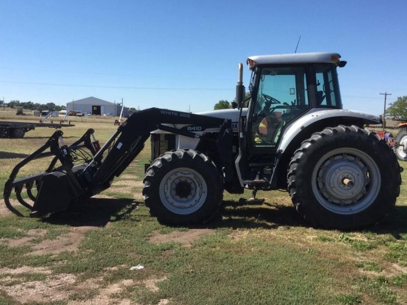 2000 AGCO White 8410 Tractor