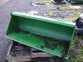 """John Deere 66"""" Bucket Front End Loader"""