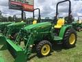 2021 John Deere 3038E Tractor