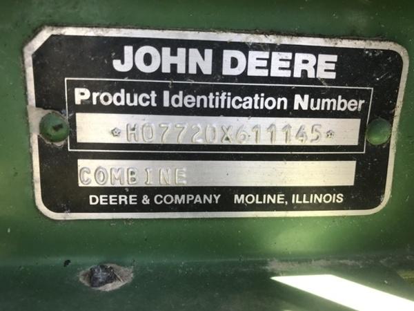 1985 John Deere 7720 Tractor