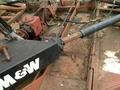 M&W 1547 Batwing Mower