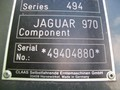 2014 Claas Jaguar 970 Self-Propelled Forage Harvester