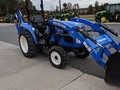 2015 New Holland Boomer 33 Under 40 HP