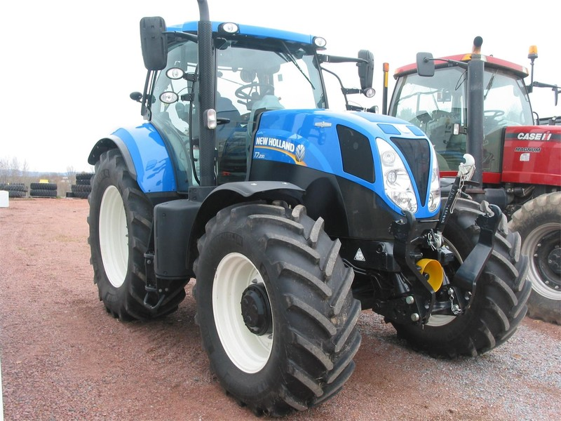 Used New Holland T7 200 Tractors for Sale | Machinery Pete