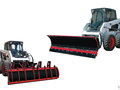 Hiniker 2881 Loader and Skid Steer Attachment