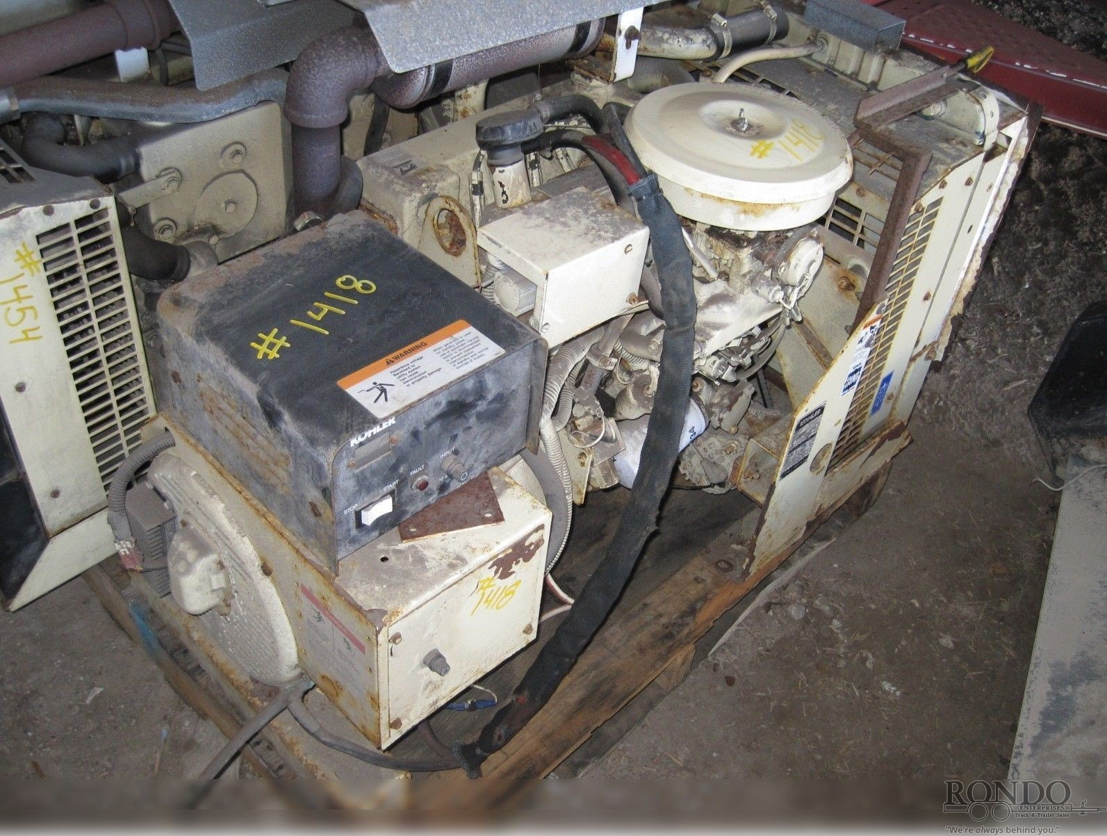 KOHLER 800 Generator