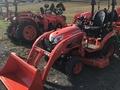 2017 Kubota BX2380 Tractor