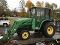 1998 John Deere 4600 Plow