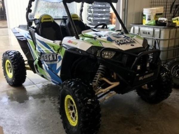 2016 Polaris RZR 1000XP ATVs and Utility Vehicle