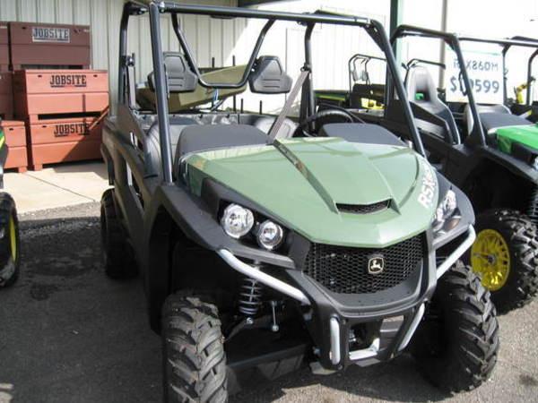 2019 John Deere RSX860M ATVs and Utility Vehicle