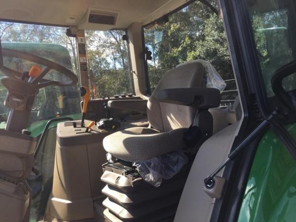 2017 John Deere 6110M Tractor