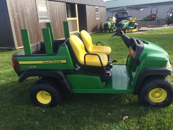John Deere Gator Cx Atvs And Utility Vehicles For Sale Machinery Pete