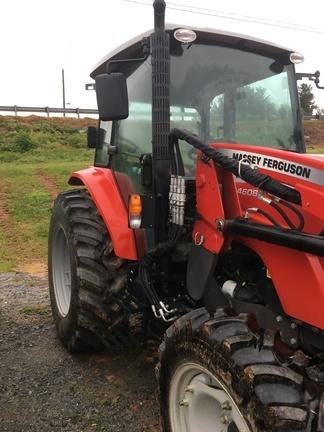 2016 Massey Ferguson 4608 Tractor