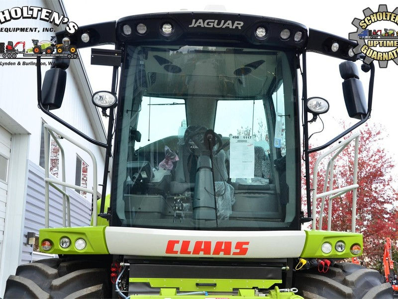 2018 Claas Jaguar 960 Self-Propelled Forage Harvester