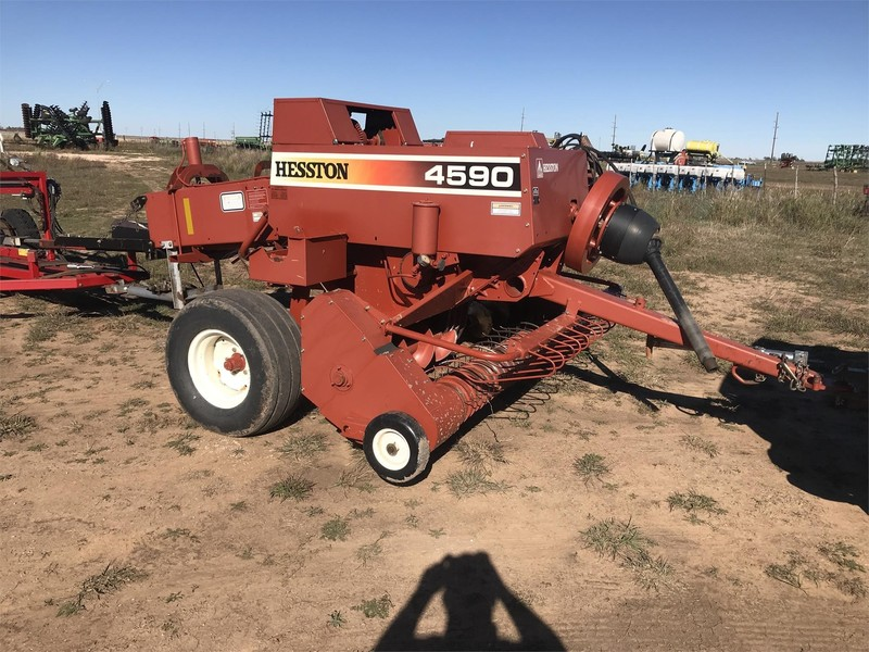 Used Small Square Balers for Sale   Machinery Pete