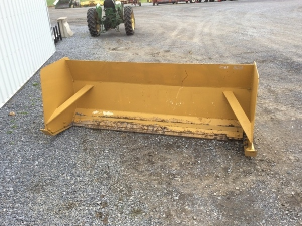 """Other 92"""" Snow pusher Loader and Skid Steer Attachment"""