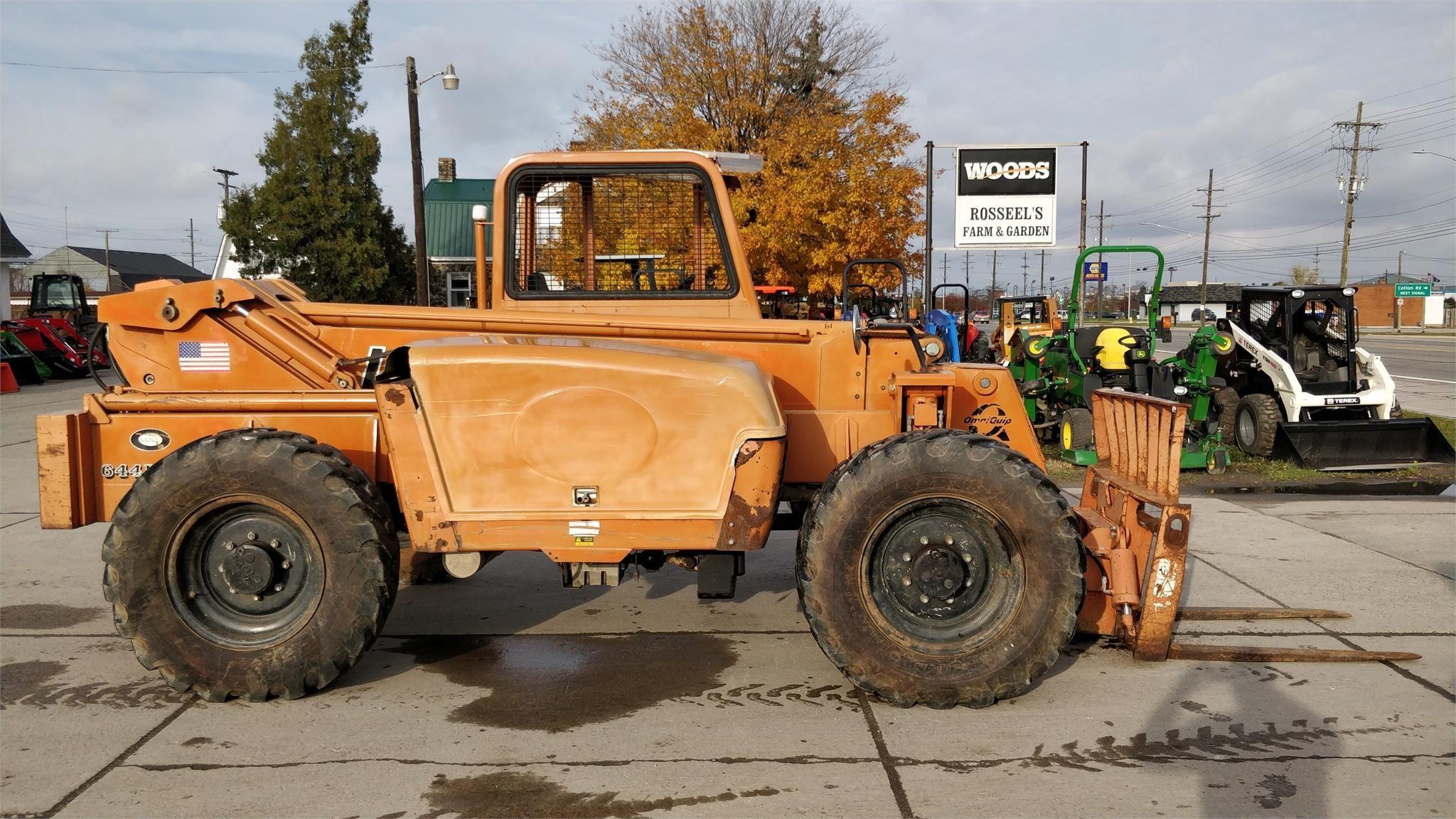 Lull 644D-34 HIGHLANDER Forklift