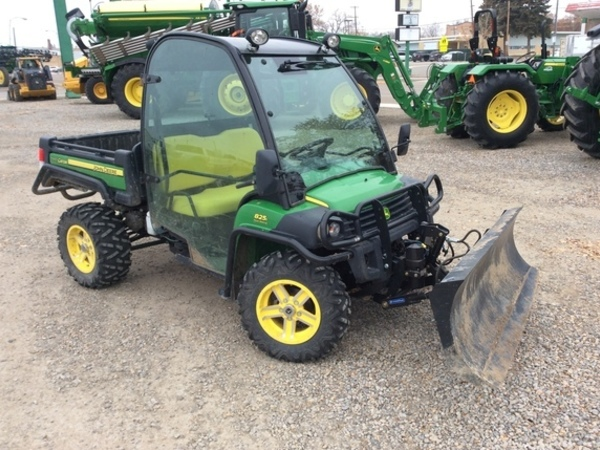 John Deere Gator >> 2013 John Deere Gator Xuv 825i Atvs And Utility Vehicle
