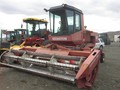 1980 Hesston 6550 Self-Propelled Windrowers and Swather