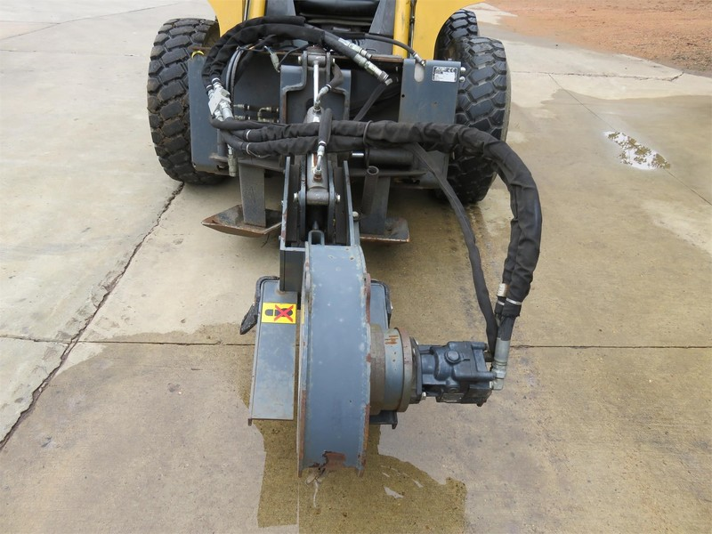 Alitec SG60 Loader and Skid Steer Attachment